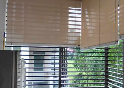 Outdoor Roller Blinds 1